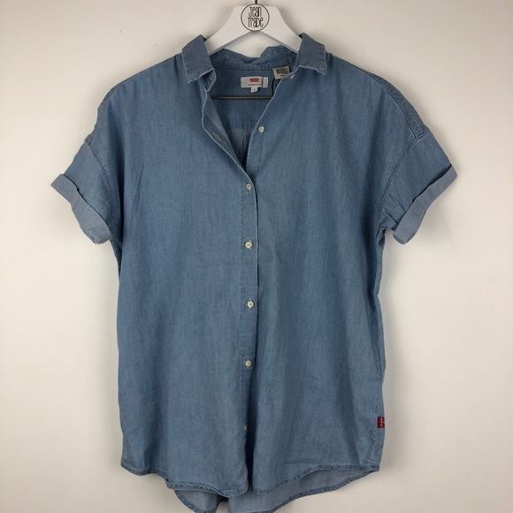 Levi's Tops - NWT Levi's Button Down Shirt